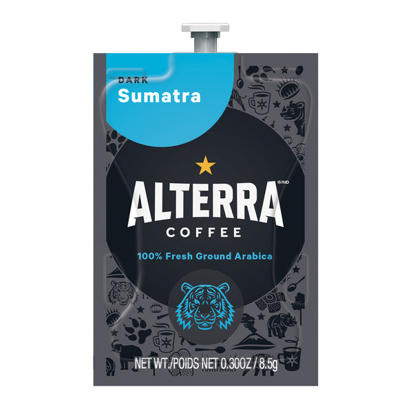 Alterra Sumatra Coffee Flavia Freshpacks