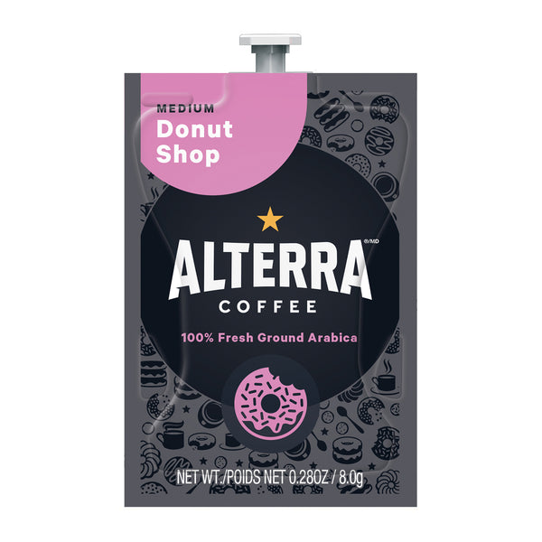 Alterra Donut Shop Coffee Flavia Freshpacks