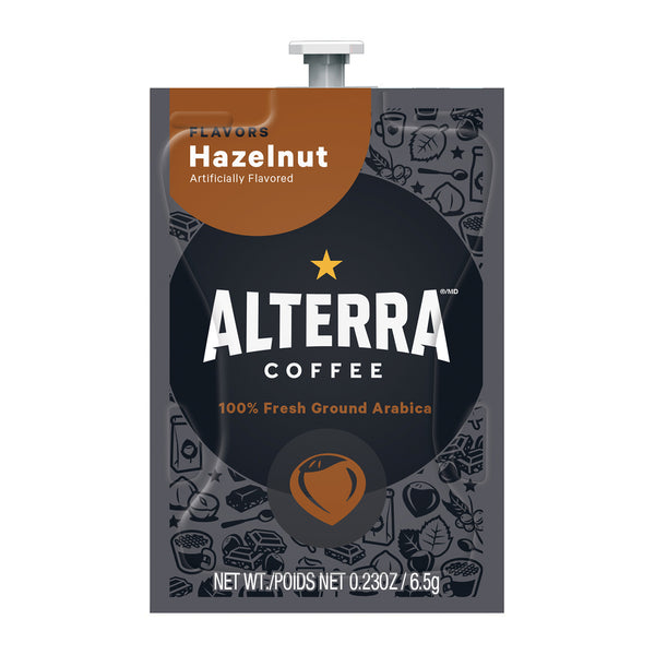 Alterra Hazelnut Coffee Flavia Freshpacks