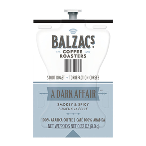 Flavia Balzac's A Dark Affair Coffee Freshpacks