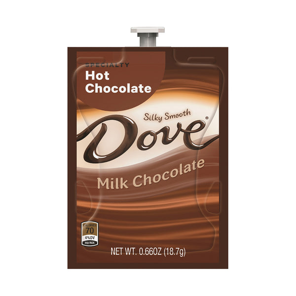 Flavia Dove Hot Chocolate Freshpacks