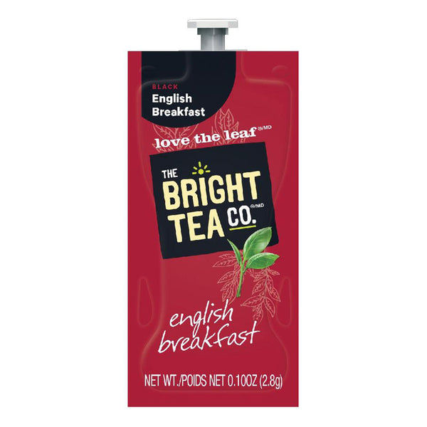 Bright Tea Co. English Breakfast Tea Freshpack for Flavia Brewers