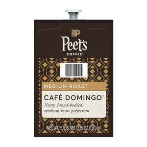 Peet's Cafe Domingo Coffee Flavia Freshpacks