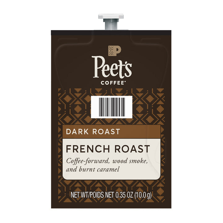Peet's French Roast Coffee Freshpacks