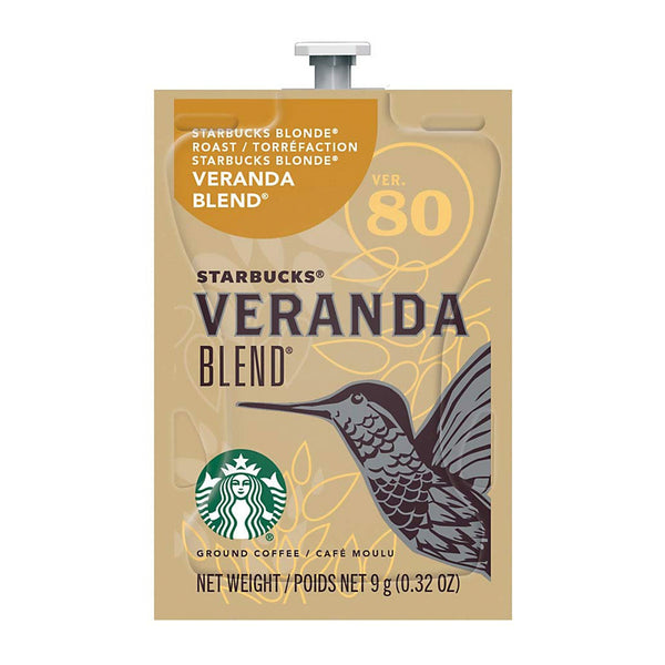 Flavia Starbucks Veranda Blend Coffee Freshpacks
