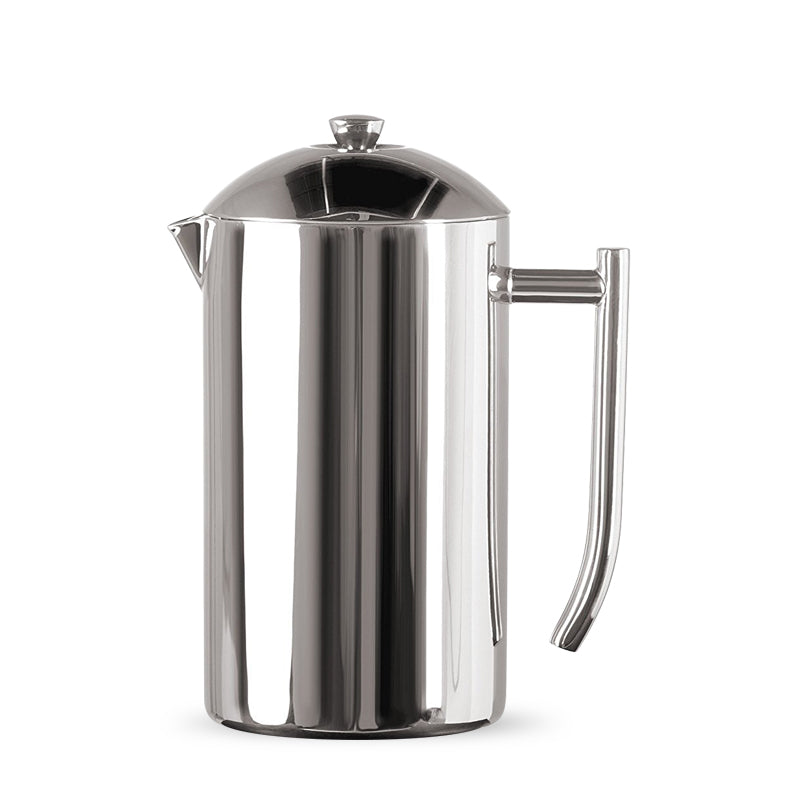 Frieling Polished Stainless Steel Insulated French Press, 6-Cup