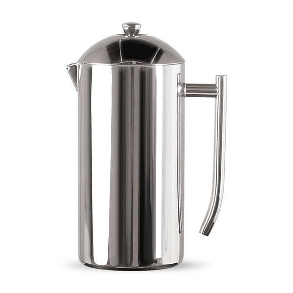 Frieling Polished Stainless Steel Insulated French Press, 9-Cup
