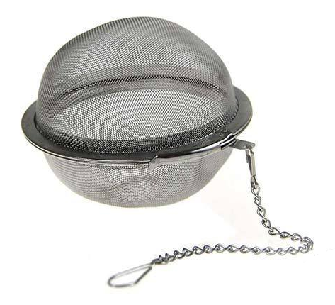 Friends 2 Cup Mesh Ball Tea Strainer