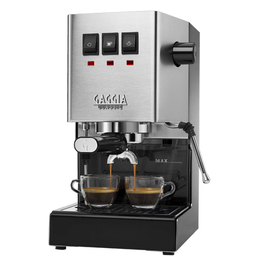 Gaggia New Classic Manual Espresso Machine