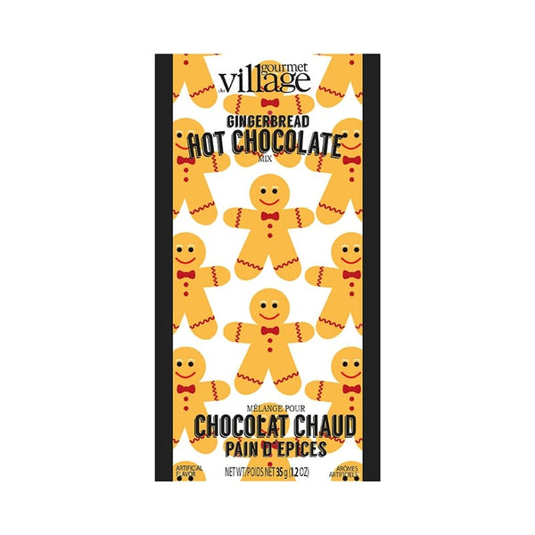 Gourmet du Village Gingerbread Hot Chocolate Mix