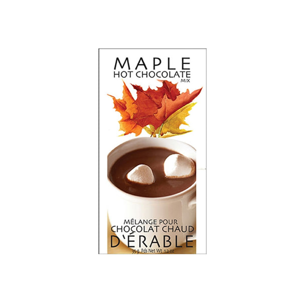Gourmet du Village Maple Hot Chocolate Mix