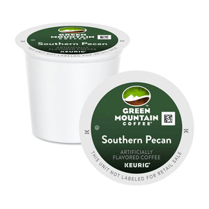 Green Mountain Coffee Southern Pecan K-Cup Pods 24 Pack