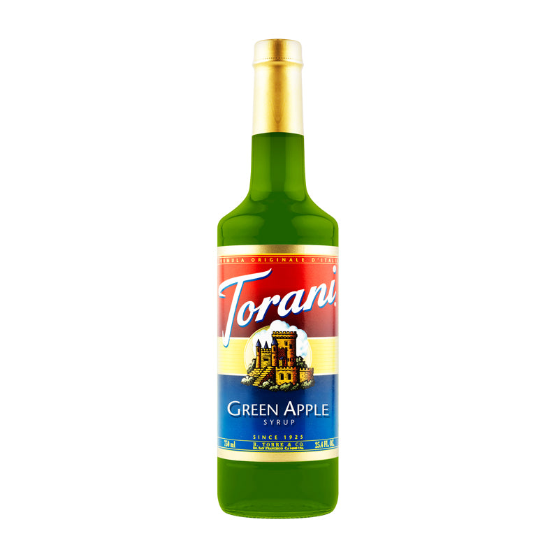Torani Green Apple 750ml