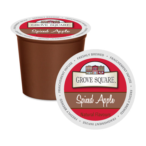 Grove Square Spiced Single Serve Hot Apple Cider 24 Pack