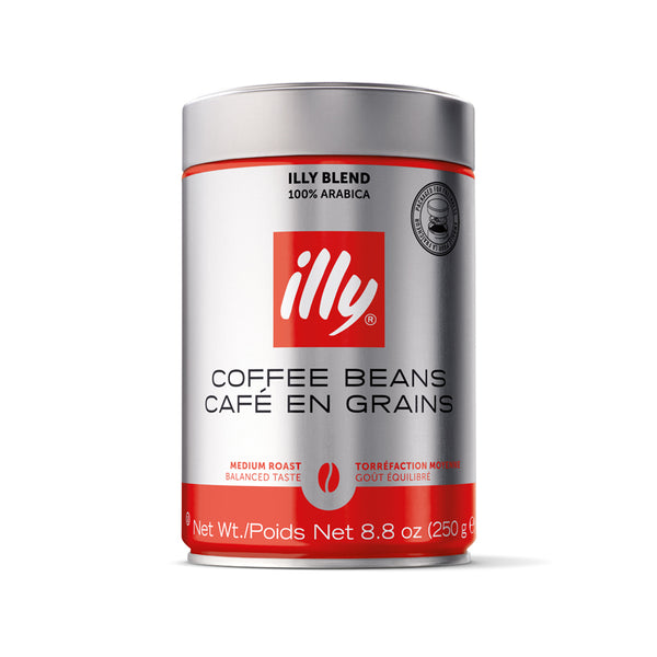 illy Medium Roast Whole Bean Coffee 8.8oz