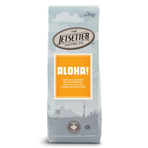 Jetsetter Aloha Whole Bean Coffee, 12 oz.