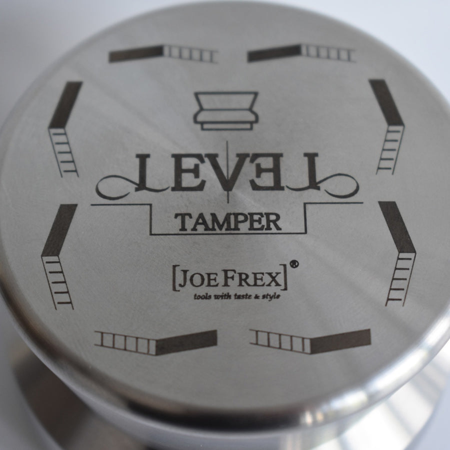 JoeFrex Level Tamper, 58 mm
