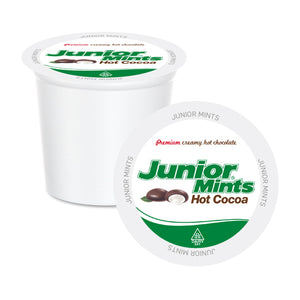 Junior Mints Single Serve Hot Cocoa 12 Pack