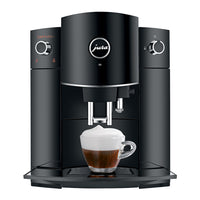 Jura D6 Super-Automatic Espresso Machine, Piano Black