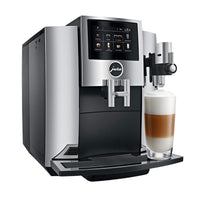 Jura S8 Automatic Espresso Machine, Chrome