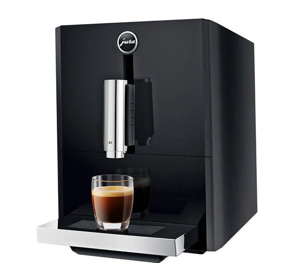 Jura A1 Automatic Espresso Machine, Piano Black
