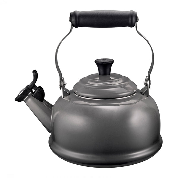 Le Creuset Stoneware Classic Whistling Kettle - Oyster