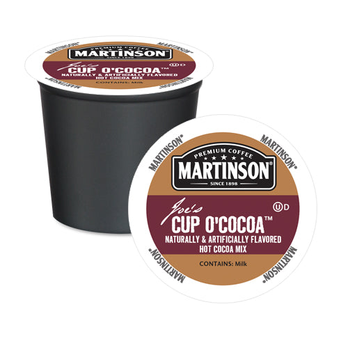 Martinson Cup O'Cocoa Single Serve Hot Chocolate 24 Pack