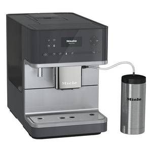 Miele CM 6350 Countertop Coffee Machine, Graphite Grey
