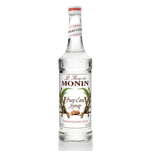 Monin Premium Pure Cane Syrup, 750 ml