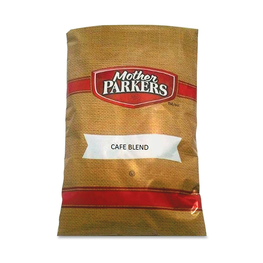 Mother Parkers Cafe Blend Coffee, 64 Packets