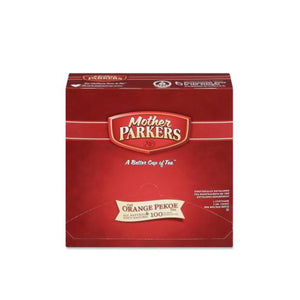 Mother Parkers Orange Pekoe Tea, 100 Count Box