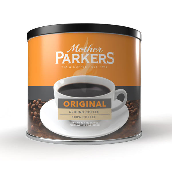 Mother Parkers Original Medium Roast Ground Coffee 925g