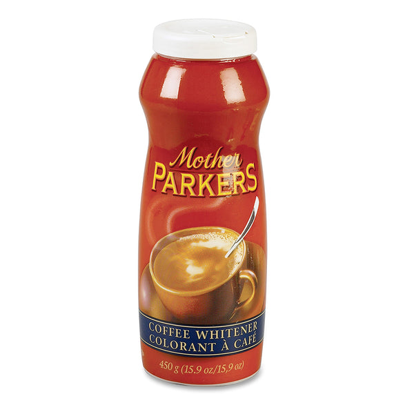 Mother Parkers Coffee Whitener, 450 g Case of 12