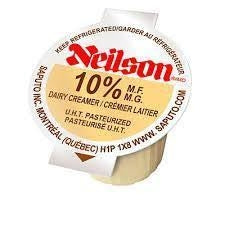 Neilson 10% Creamers (100) *Local Offices Only*