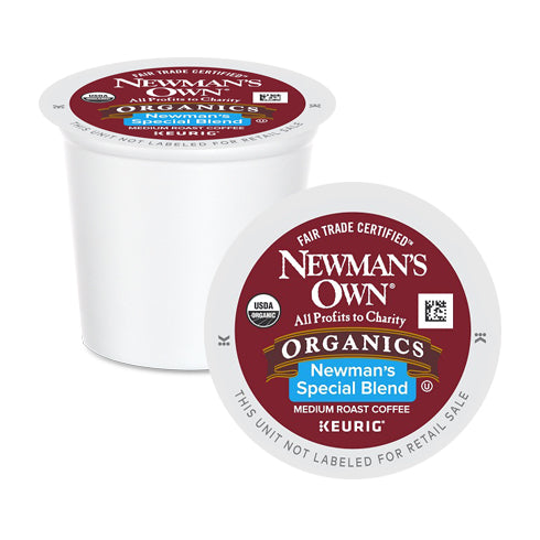 Newman's Own Organics Special Blend K-Cup Pods 24 Pack