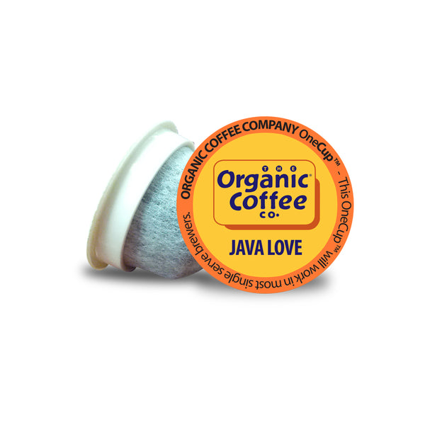 Organic Coffee Co. Java Love Single Serve Coffee 36 Pack