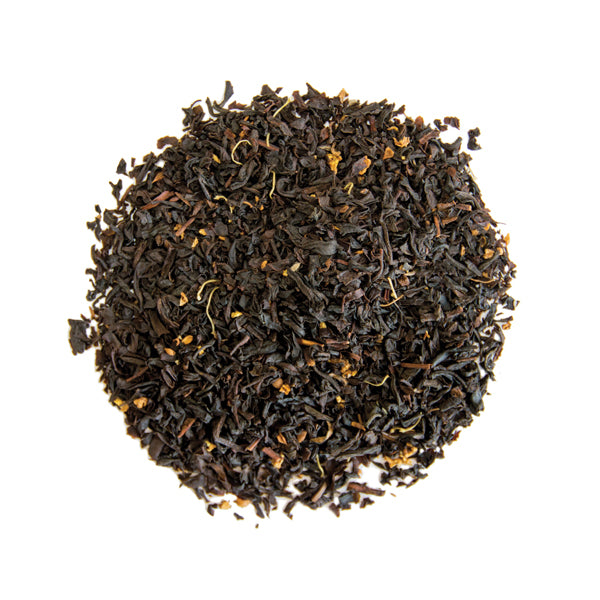 Organic Cream Earl Grey Black Tea
