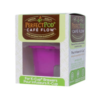 Perfect Pod Cafe Flow Reusable Single Serve Coffee Filter