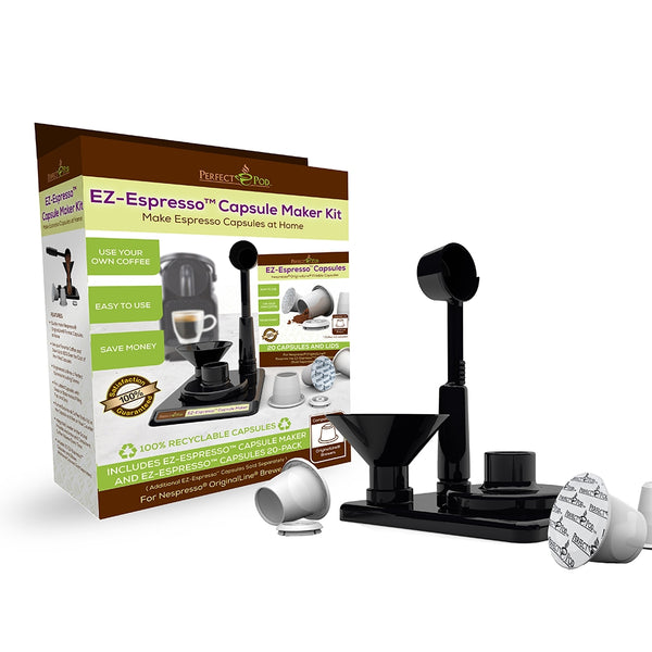 Perfect Pod EZ-Espresso Capsule Maker Kit