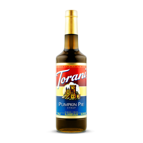 Torani Pumpkin Pie 750ml