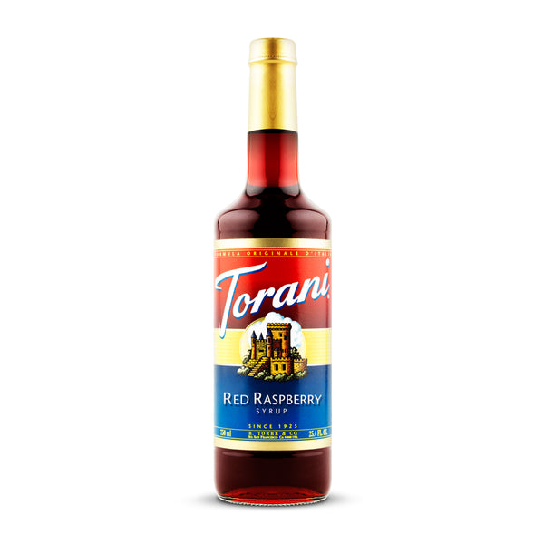 Torani Red Raspberry 750ml