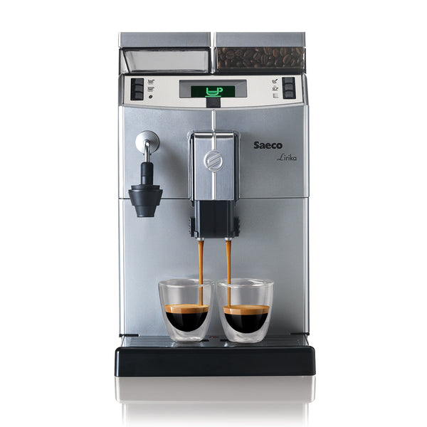 Saeco Lirika Plus Commercial Super Automatic Espresso Machine