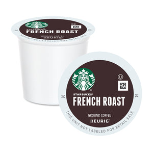 Starbucks French Roast K-Cup Pods 24 Pack