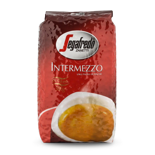 Segafredo Intermezzo Espresso Whole Bean Coffee 500g