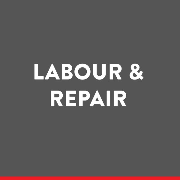 Labour for Machine Repairs $89.00/hr (service)