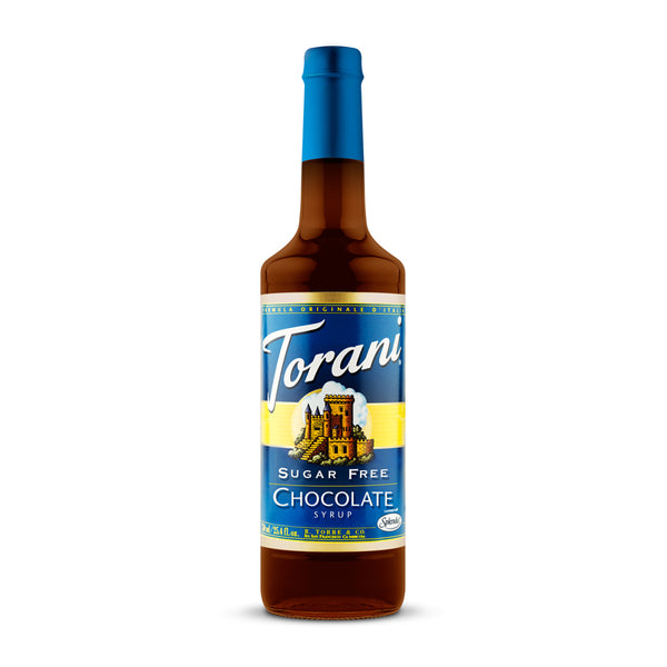 Torani Sugar Free Chocolate 750ml