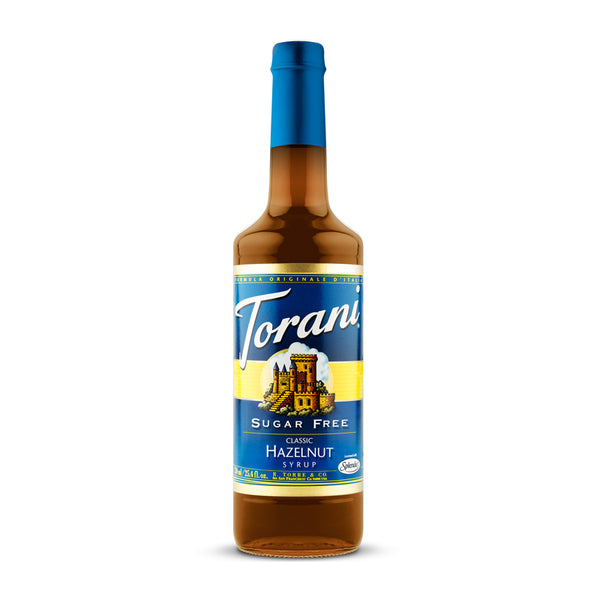 Torani Sugar Free Hazelnut 750ml