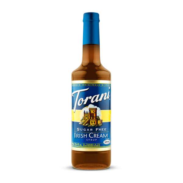 Torani Sugar Free Irish Cream 750ml