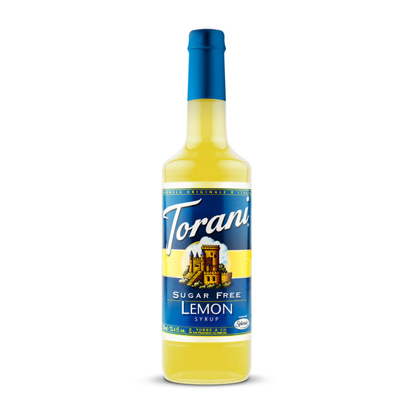 Torani Sugar Free Lemon 750ml