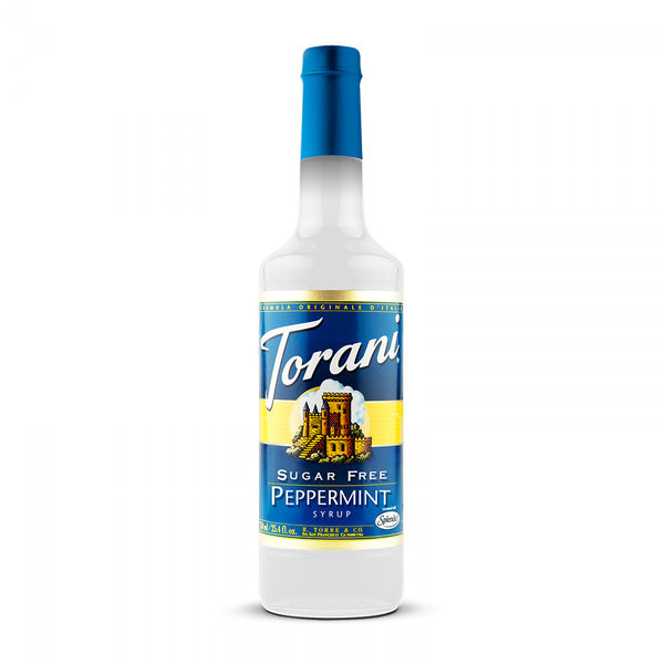 Torani Sugar Free Peppermint 750ml